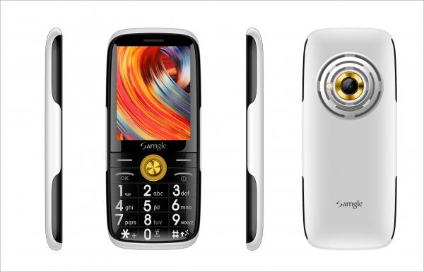 Telefon mobil Samgle Captain 3G, QVGA 2.4 inch, Bluetooth, Digi 3G, Camera, Slot Card, Radio FM, Internet, Dual SIM 1