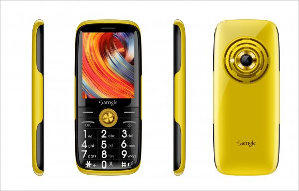 Telefon mobil Samgle Captain 3G, QVGA 2.4 inch, Bluetooth, Digi 3G, Camera, Slot Card, Radio FM, Internet, Dual SIM 2