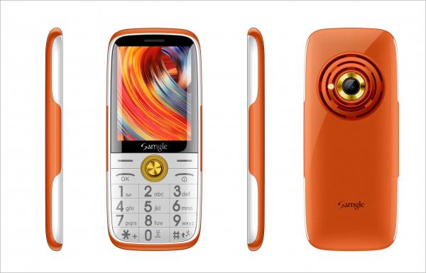 Telefon mobil Samgle Captain 3G, QVGA 2.4 inch, Bluetooth, Digi 3G, Camera, Slot Card, Radio FM, Internet, Dual SIM imagine dualstore.ro 2021