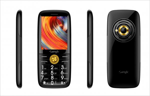 Telefon mobil Samgle Captain 3G, QVGA 2.4 inch, Bluetooth, Digi 3G, Camera, Slot Card, Radio FM, Internet, Dual SIM 4
