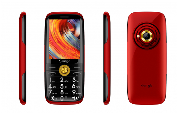 Telefon mobil Samgle Captain 3G, QVGA 2.4 inch, Bluetooth, Digi 3G, Camera, Slot Card, Radio FM, Internet, Dual SIM 3