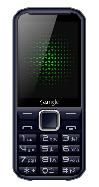 Telefon mobil Samgle F9 Hulk, 3G, 1450 mAh, 64MB RAM, 128MB ROM, 2.8 inch, Lanterna, Radio, Dual SIM, Compatibil Digi Mobil 13