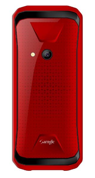 Telefon mobil Samgle F9 Hulk, 3G, 1450 mAh, 64MB RAM, 128MB ROM, 2.8 inch, Lanterna, Radio, Dual SIM, Compatibil Digi Mobil 8