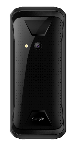 Telefon mobil Samgle F9 Hulk, 3G, 1450 mAh, 64MB RAM, 128MB ROM, 2.8 inch, Lanterna, Radio, Dual SIM, Compatibil Digi Mobil 2