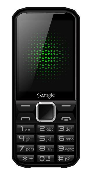 Telefon mobil Samgle F9 Hulk, 3G, 1450 mAh, 64MB RAM, 128MB ROM, 2.8 inch, Lanterna, Radio, Dual SIM, Compatibil Digi Mobil 1
