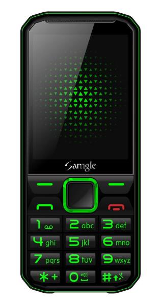 Telefon mobil Samgle F9 Hulk 3G Verde Resigilat 0