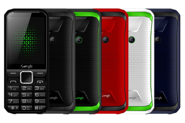 Telefon mobil Samgle F9 Hulk, 3G, 1450 mAh, 64MB RAM, 128MB ROM, 2.8 inch, Lanterna, Radio, Dual SIM, Compatibil Digi Mobil 0