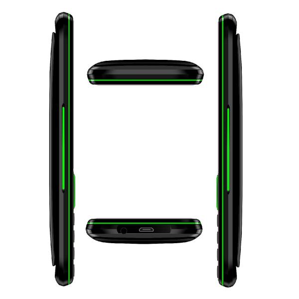 Telefon mobil Samgle F9 Hulk 3G Verde Resigilat 2