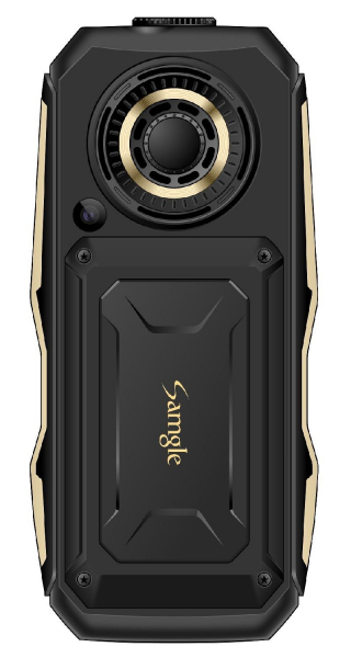 Telefon mobil Samgle S1 Thor, 3G, 4000 mAh, 64MB RAM, 128MB ROM, 2.4 inch, 0.08MP, Bluetooth, Lanterna, Dual SIM, Compatibil Digi Mobil 2