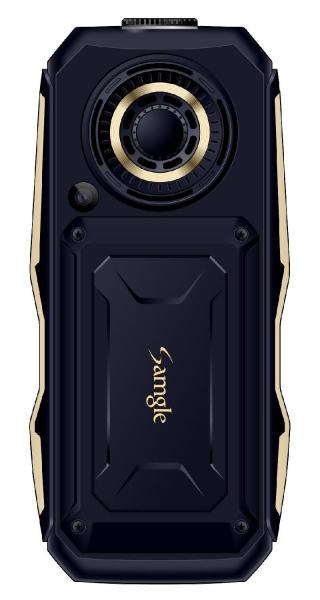 Telefon mobil Samgle S1 Thor, 3G, 4000 mAh, 64MB RAM, 128MB ROM, 2.4 inch, 0.08MP, Bluetooth, Lanterna, Dual SIM, Compatibil Digi Mobil 8