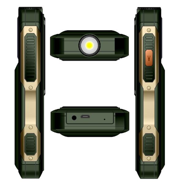 Telefon mobil Samgle S1 Thor, 3G, 4000 mAh, 64MB RAM, 128MB ROM, 2.4 inch, 0.08MP, Bluetooth, Lanterna, Dual SIM, Compatibil Digi Mobil 6