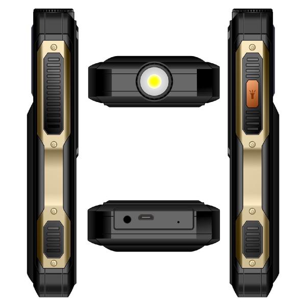 Telefon mobil Samgle S1 Thor, 3G, 4000 mAh, 64MB RAM, 128MB ROM, 2.4 inch, 0.08MP, Bluetooth, Lanterna, Dual SIM, Compatibil Digi Mobil 3