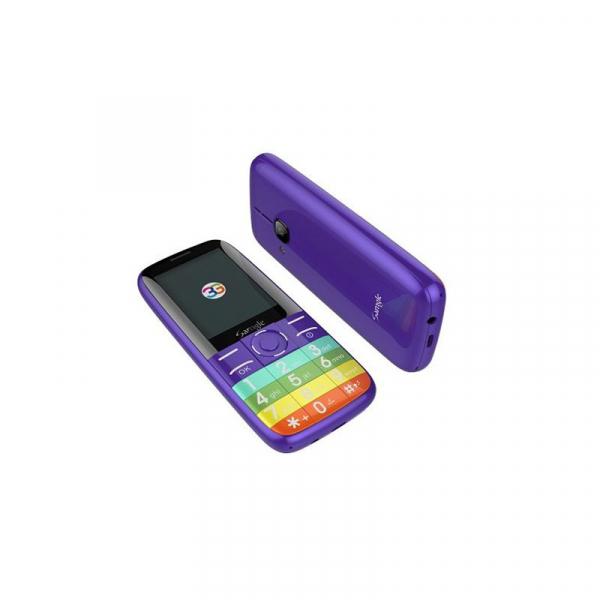 Telefon mobil Samgle Zoey 3G, Ecran 2.4 inch, Bluetooth, Digi 3G, Camera, Slot Card, Radio FM, Internet, DualSim 11