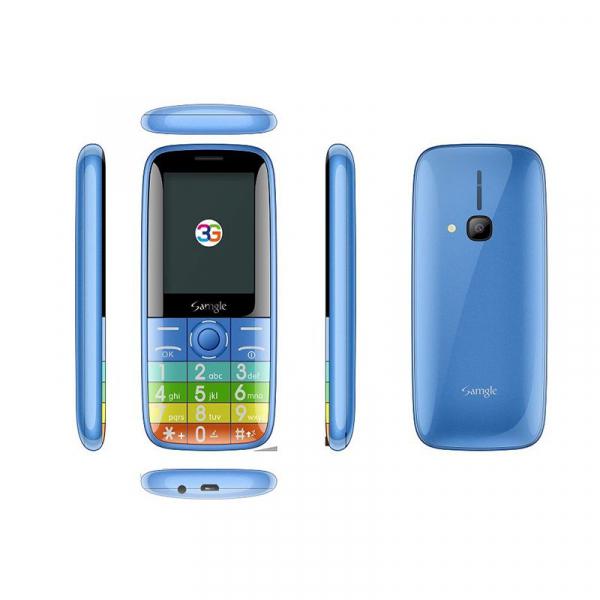 Telefon mobil Samgle Zoey 3G, Ecran 2.4 inch, Bluetooth, Digi 3G, Camera, Slot Card, Radio FM, Internet, DualSim 5