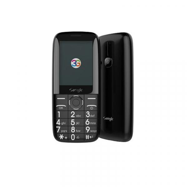 Telefon mobil Samgle Zoey 3G, Ecran 2.4 inch, Bluetooth, Digi 3G, Camera, Slot Card, Radio FM, Internet, DualSim 1