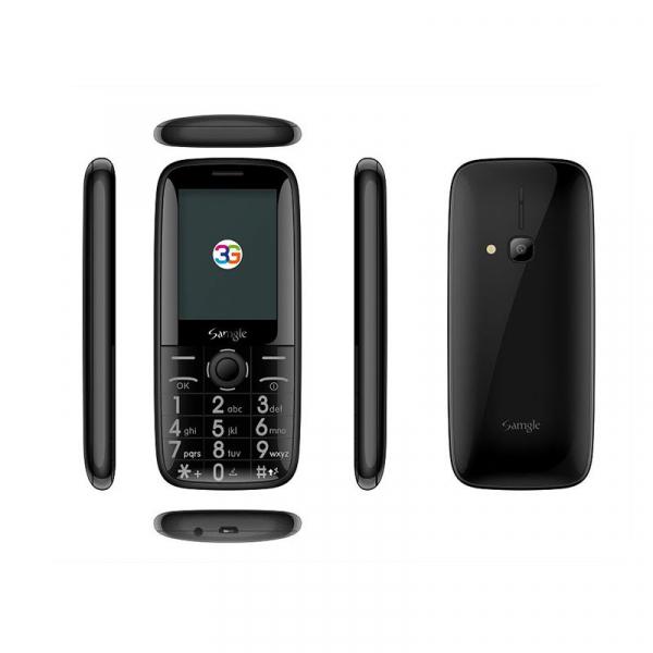 Telefon mobil Samgle Zoey 3G, Ecran 2.4 inch, Bluetooth, Digi 3G, Camera, Slot Card, Radio FM, Internet, DualSim 4