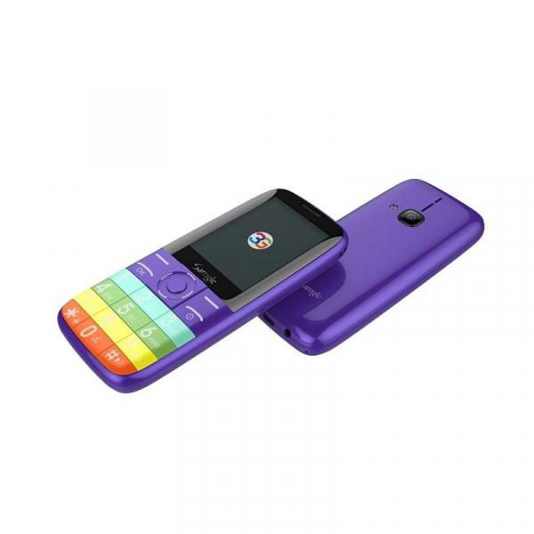 Telefon mobil Samgle Zoey 3G, Ecran 2.4 inch, Bluetooth, Digi 3G, Camera, Slot Card, Radio FM, Internet, DualSim 8