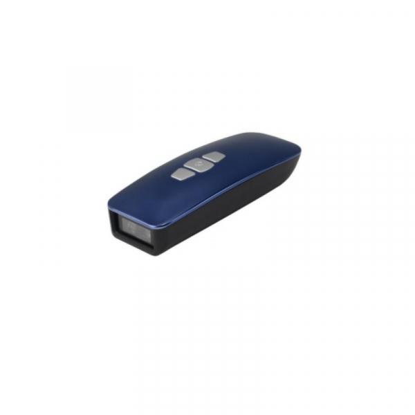 Scanner YHD-3200DB (1D/2D/QR) cod de bare Albastru 1