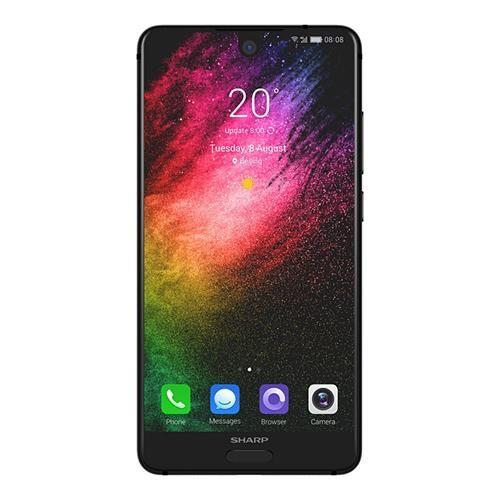 Telefon mobil SHARP AQUOS S2 C10, Android 7.1, 4GB RAM, 64GB ROM, 5.5 inch FHD+, Snapdragon 630 OctaCore, Face ID, NFC, 3020mAh, 4G 1