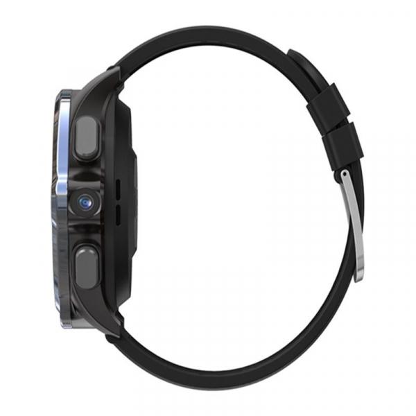 Smartwatch Kospet Prime, 4G, IPS 1.6inch Super Retina, 3GB RAM, 32GB ROM, Android 7.1.1, Wi-Fi, GPS, Cortex-A53 Quad Core, 1260mAh 2