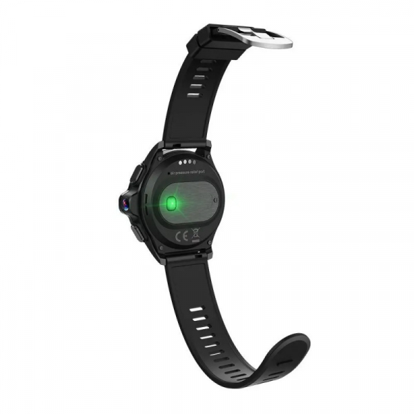 Smartwatch AllCall AWatch GT, 4G, IPS 1.6inch, 3GB RAM, 32GB ROM, Android 7.1, Wi-Fi, GPS, Cortex-A53 QuadCore, Face ID, 1260mAh, Negru 5