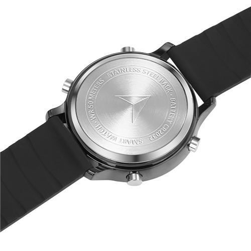 Smartwatch EX18 waterproof ip67, autonomie pana la 12 luni - DualStore 9