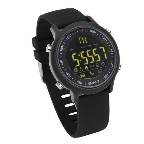 Smartwatch EX18 waterproof ip67, autonomie pana la 12 luni - DualStore 5