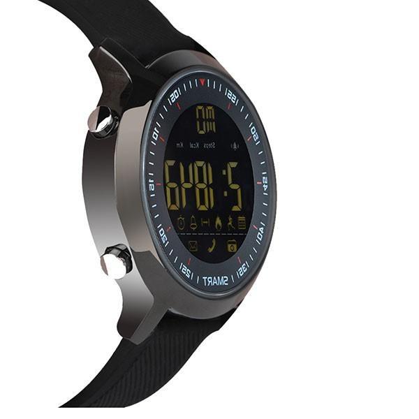 Smartwatch EX18 waterproof ip67, autonomie pana la 12 luni - DualStore 7
