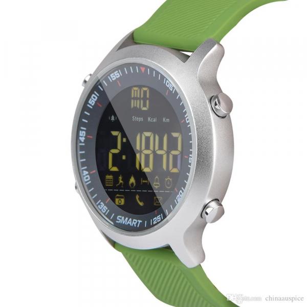 Smartwatch EX18 waterproof ip67, autonomie pana la 12 luni - DualStore 3