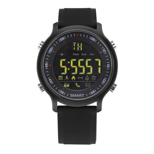 Smartwatch EX18 waterproof ip67, autonomie pana la 12 luni - DualStore 6