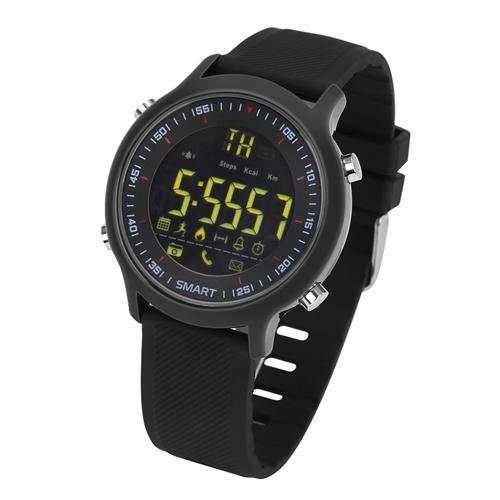 Smartwatch EX18 waterproof ip67, autonomie pana la 12 luni - DualStore 1