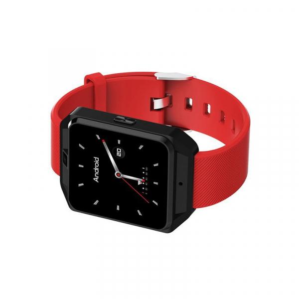 Smartwatch IWatch M5, 4G , Android 6.0, 1.54 inch, MTK6737M, Waterproof, GPS, 1GB RAM, 8GB ROM, Monitorizare Ritm Cardiac 7