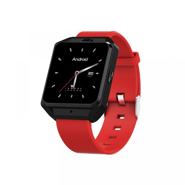 Smartwatch IWatch M5, 4G , Android 6.0, 1.54 inch, MTK6737M, Waterproof, GPS, 1GB RAM, 8GB ROM, Monitorizare Ritm Cardiac 9
