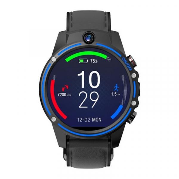 Smartwatch Kospet Vision 3/32 Negru cu Albastru 1