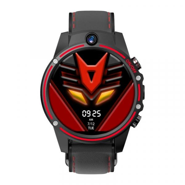 Smartwatch Kospet Vision 3/32 Negru cu Rosu 5