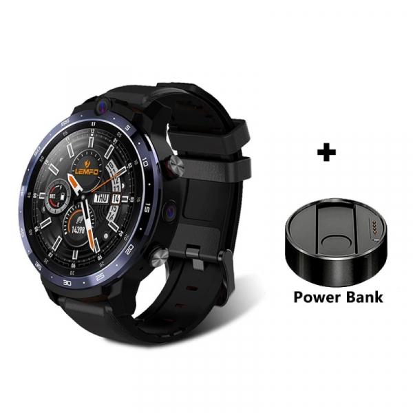 Smartwatch Lemfo LEM12 Pro 4G 4/64 Negru 0