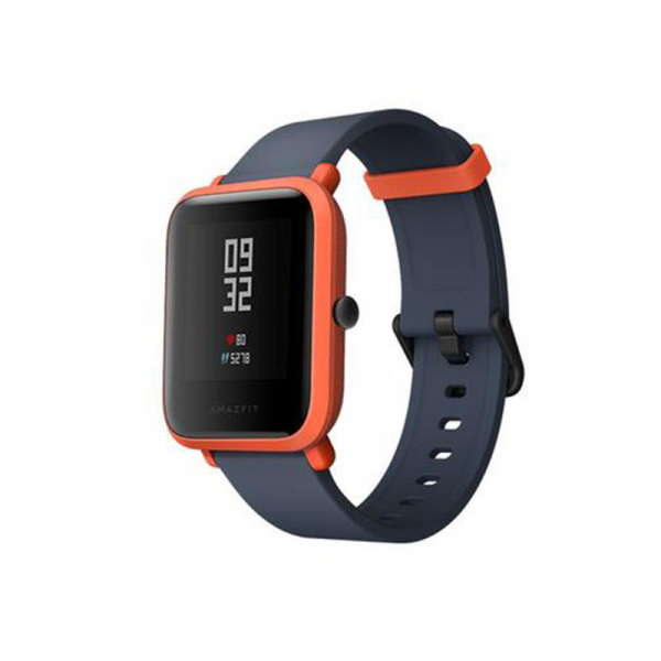 Smartwatch Xiaomi Amazfit Bip + folie cadou , GPS, Bluetooth, Waterproof IP68, ecran curbat 1.28 inch, ritm cardiac 8