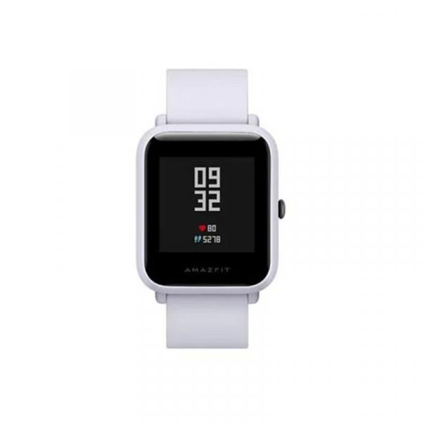 Smartwatch Xiaomi Amazfit Bip + folie cadou , GPS, Bluetooth, Waterproof IP68, ecran curbat 1.28 inch, ritm cardiac 3