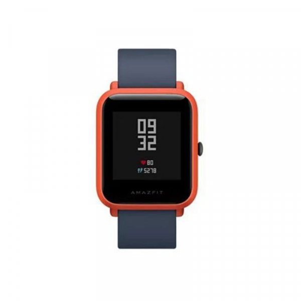Smartwatch Xiaomi Amazfit Bip + folie cadou , GPS, Bluetooth, Waterproof IP68, ecran curbat 1.28 inch, ritm cardiac 4