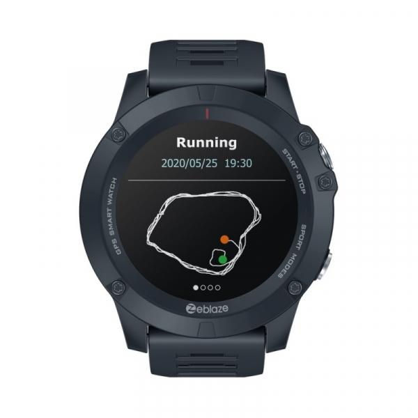Smartwatch Zeblaze Vibe 3 GPS Negru 1