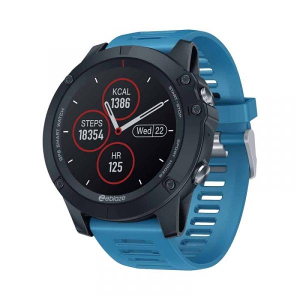 Smartwatch Zeblaze Vibe 3 GPS Albastru 0