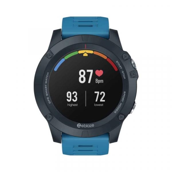 Smartwatch Zeblaze Vibe 3 GPS Albastru 1