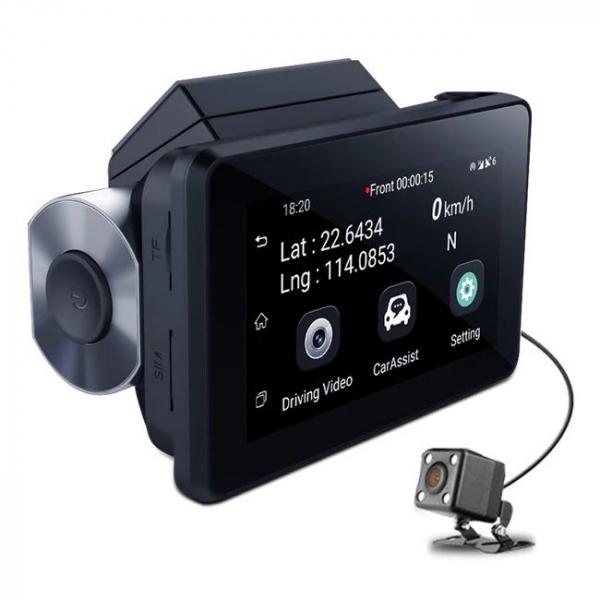 Camera auto Star Senatel K9 DVR, 3G, 3 inch IPS FHD,MTK6582, Quad-Core, 512MB RAM, 4GB ROM, Android,GPS, Wifi, Night Vision 1