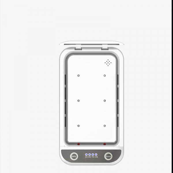 Sterilizator UV multi-functional portabil STAR iD-02 cu aromatherapy reincarcabil cu notificare vocala 4