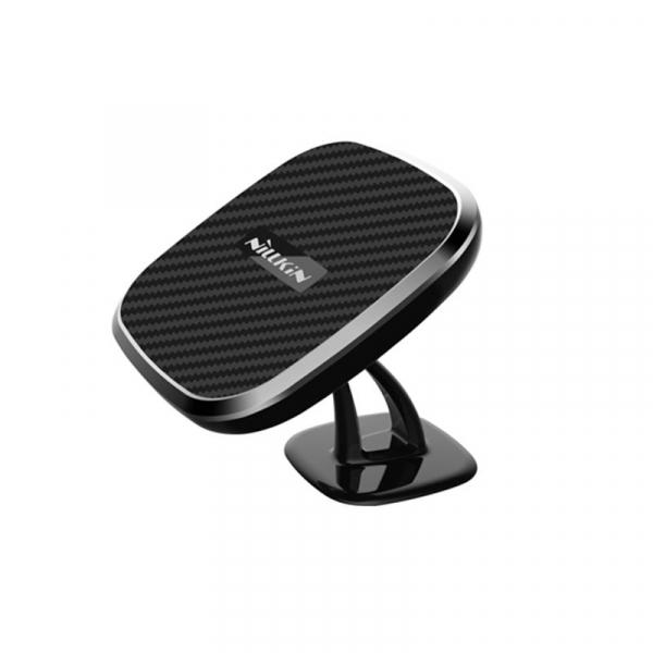 Suport auto magnetic cu incarcare wireless Nillkin  cu incarcare rapida Tip c 6