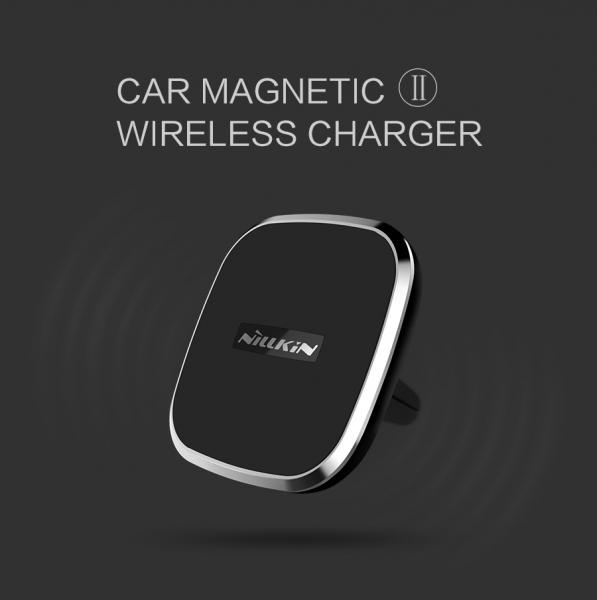 Suport auto  magnetic cu incarcare  wireless Nillkin  versiunea 2 6