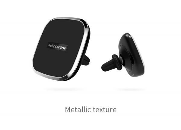 Suport auto  magnetic cu incarcare  wireless Nillkin  versiunea 2 4