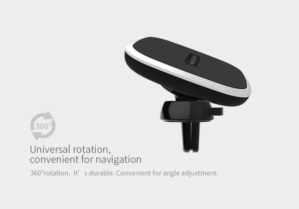 Suport auto  magnetic cu incarcare  wireless Nillkin  versiunea 2 3