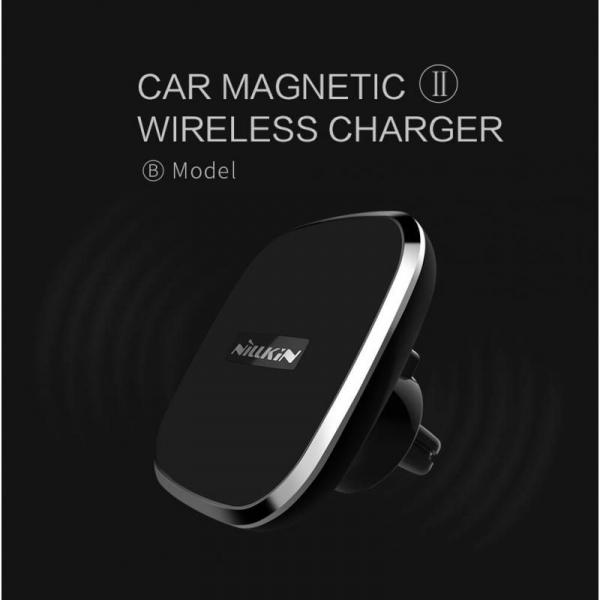 Suport auto  magnetic cu incarcare  wireless Nillkin  versiunea 2 2