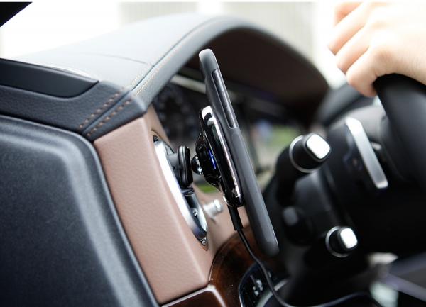 Suport auto  magnetic cu incarcare  wireless Nillkin  versiunea 2 9